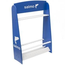 Картинка Стойка деревянная Salmo синяя под удилища 30шт.