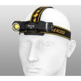 Картинка Фонарь Armytek Wizard Pro Magnet USB Nichia LED (тёплый свет)