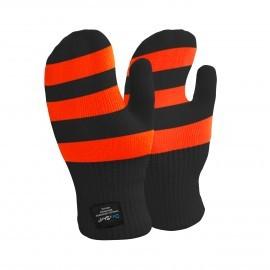 Картинка Водонепроницаемые детские варежки Dexshell Children mittens, оранжевые DG536S