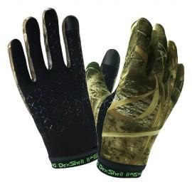 Картинка Водонепроницаемые перчатки DexShell Drylite RealTree® MAX-5® DG9946RTC