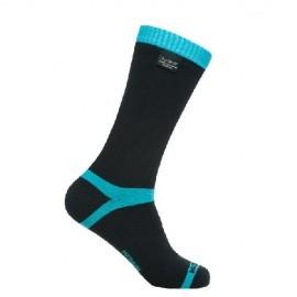 Картинка Водонепроницаемые носки DexShell Coolvent Aqua Blue