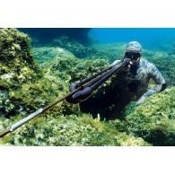 Картинка Подводная охота