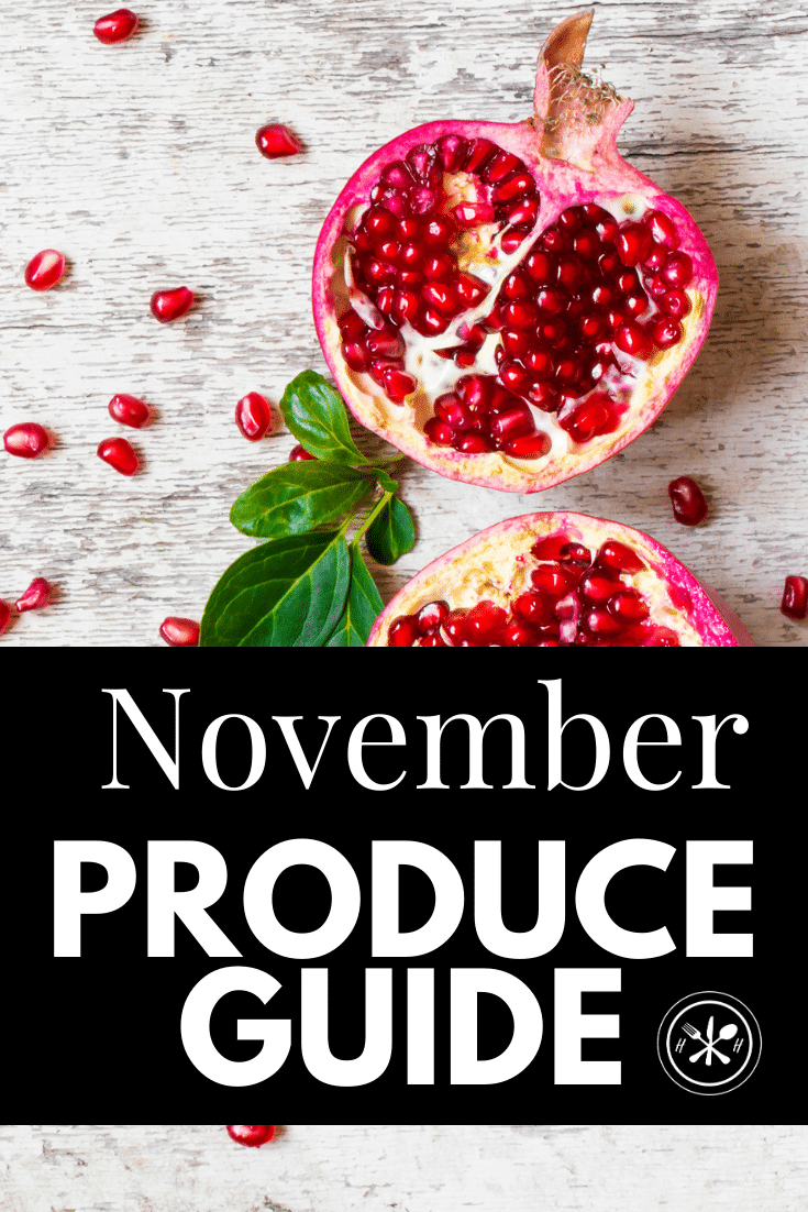 What Fruits And Vegetables Are In Season For November Produce Guide Hungry Hobby