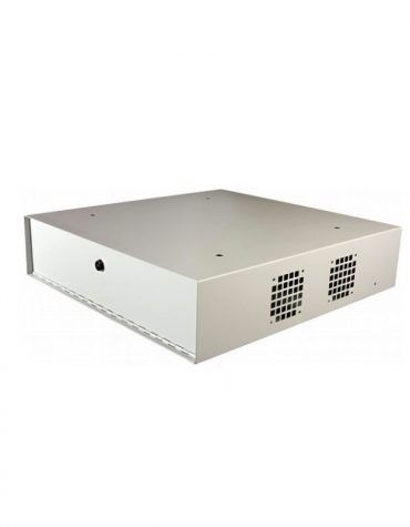 """Haydon Large 20"""" Lockbox for DVR and NVR Security Built in Fan"""