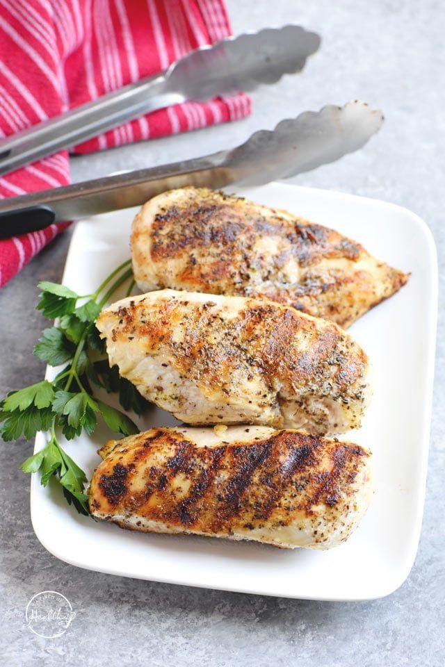 grilled chicken recipes diet