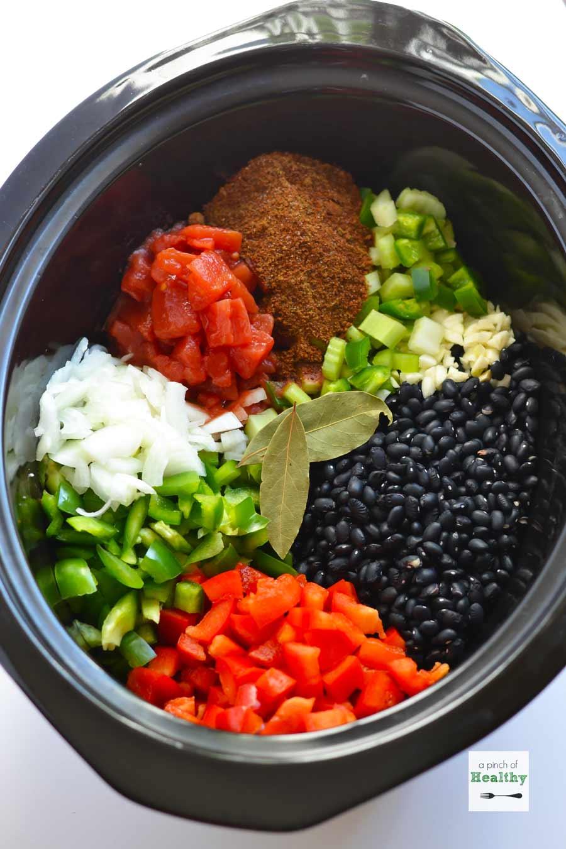 Black Bean Soup Recipe Slow Cooker