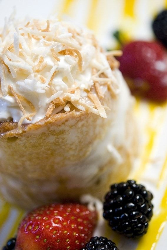 Mexican desserts tres leches