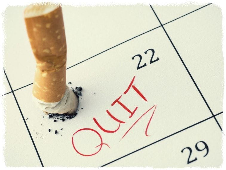 These healthy habits for adults can help you get started on healthy living and quit smoking.