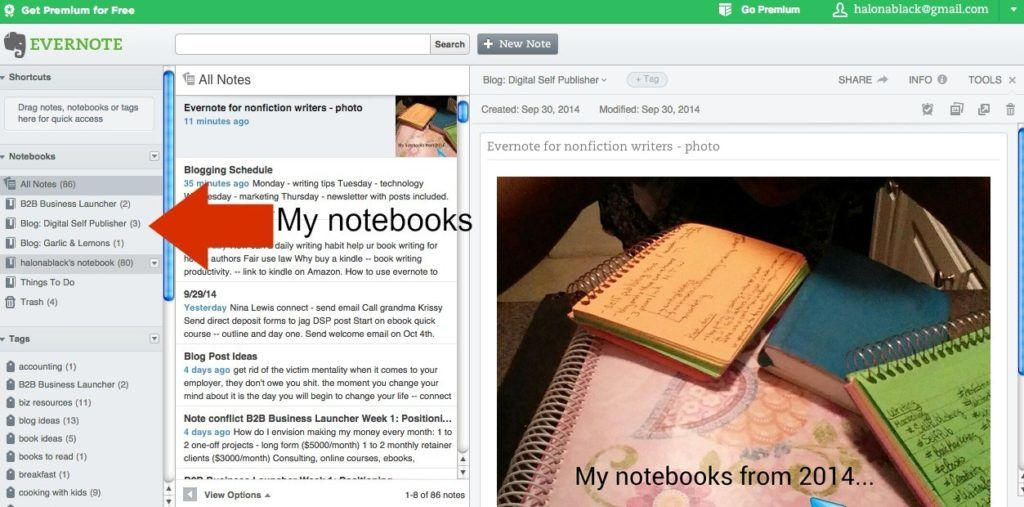 22 Best Evernote Templates To Plan And Organize Your Life