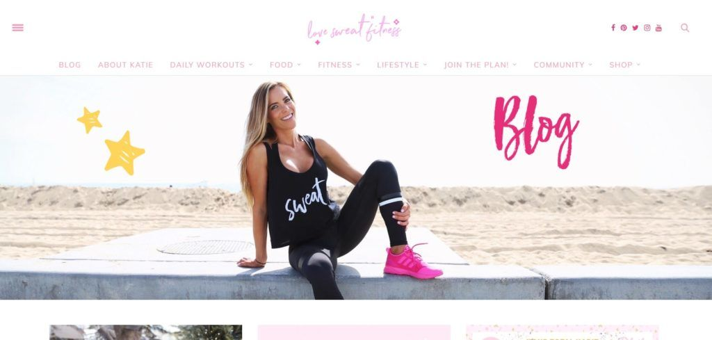 Find out which top health and wellness blogs are the best for 2019 in this definitive guide. | Check out the best mom fitness blog. #fitness #workouts #exercise #keepingfit #fitnessgoals #healthier #healthyliving #healthy