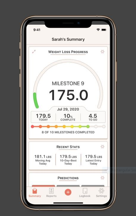 happy scale   myfitnesspal weight loss   lose it app