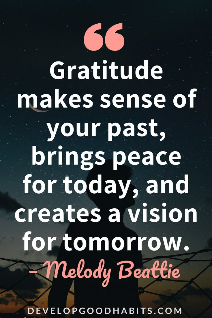 124 Best Gratitude Quotes and Sayings to Inspire an Attitude of Gratitude