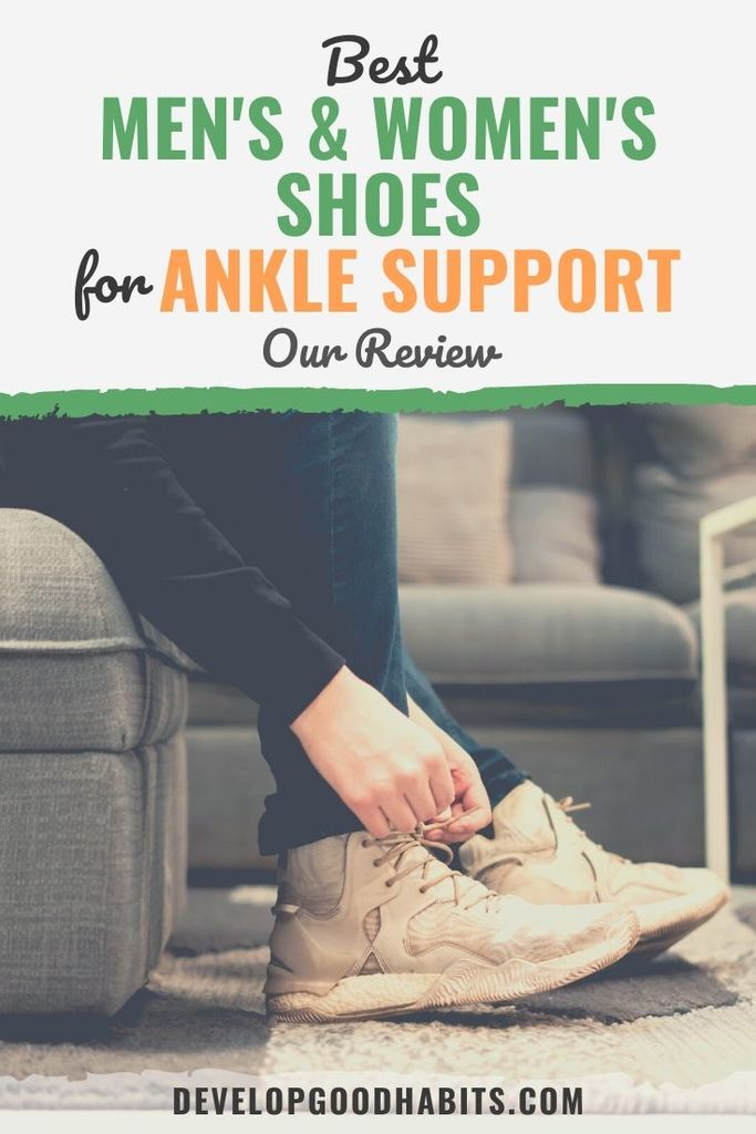 Shoes for Ankle Support