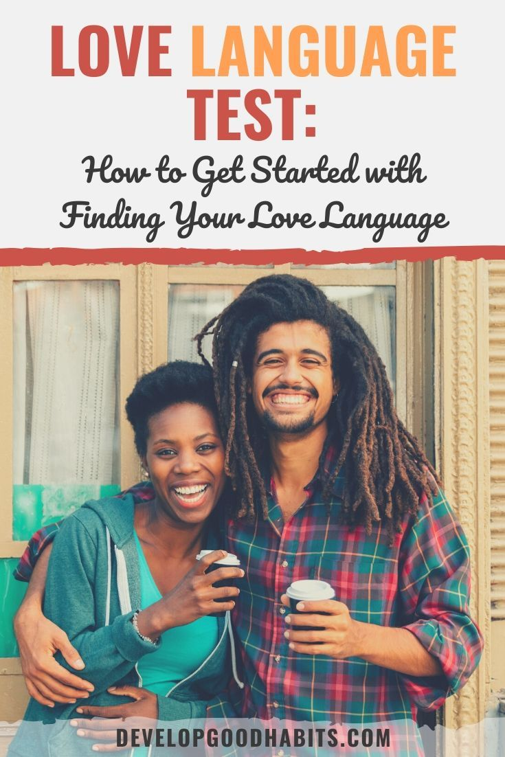 Language your love what quiz is Take A