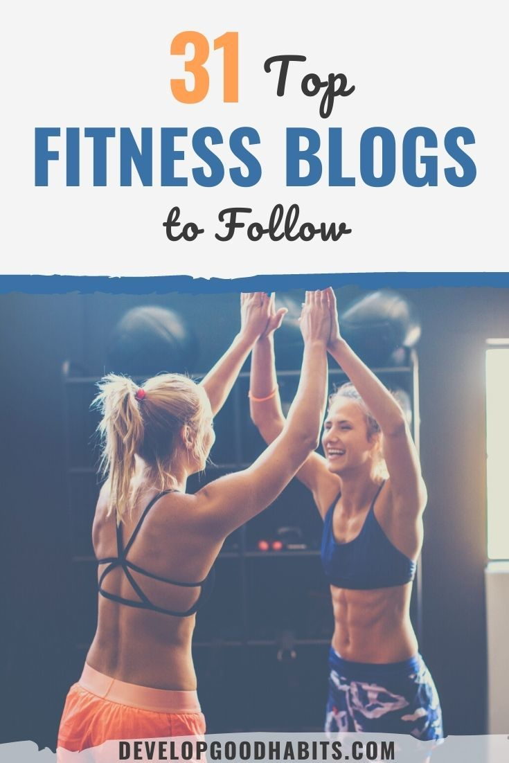 31 Top Fitness Blogs You Should Follow in 2021