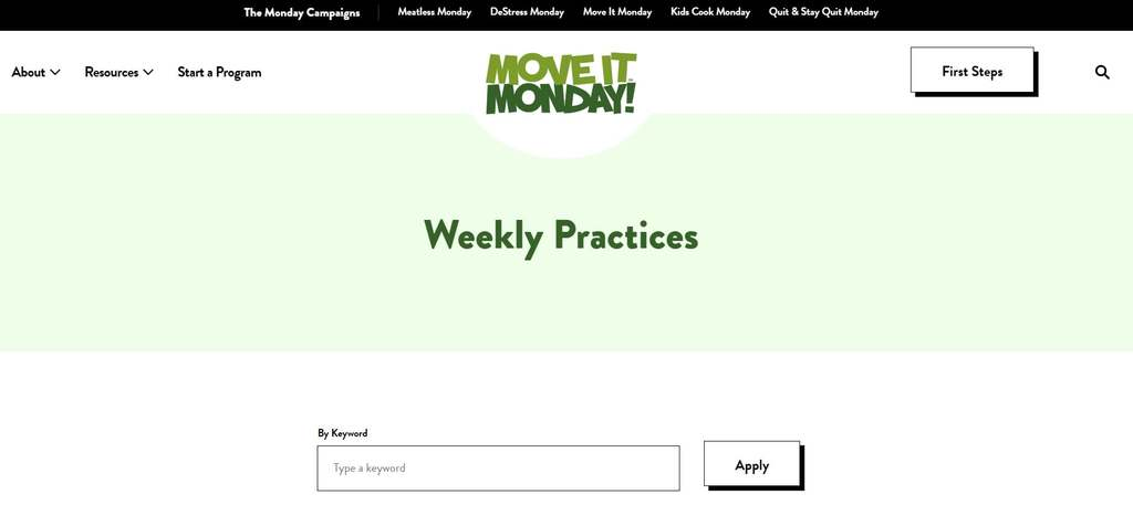 Move It Mondays | fitness blogging | health and fitness blogs