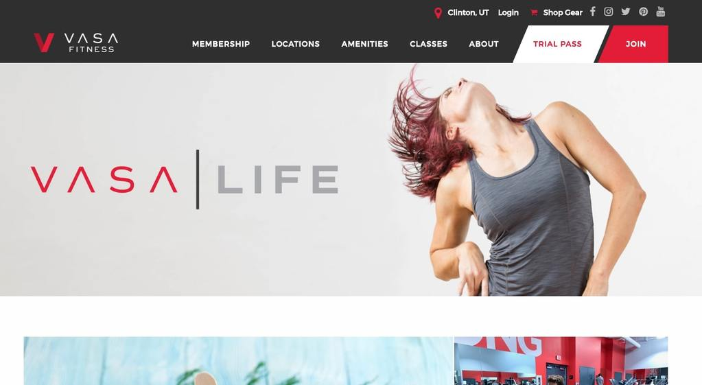 Vasa Fitness | sports and fitness blogs | home workout blog
