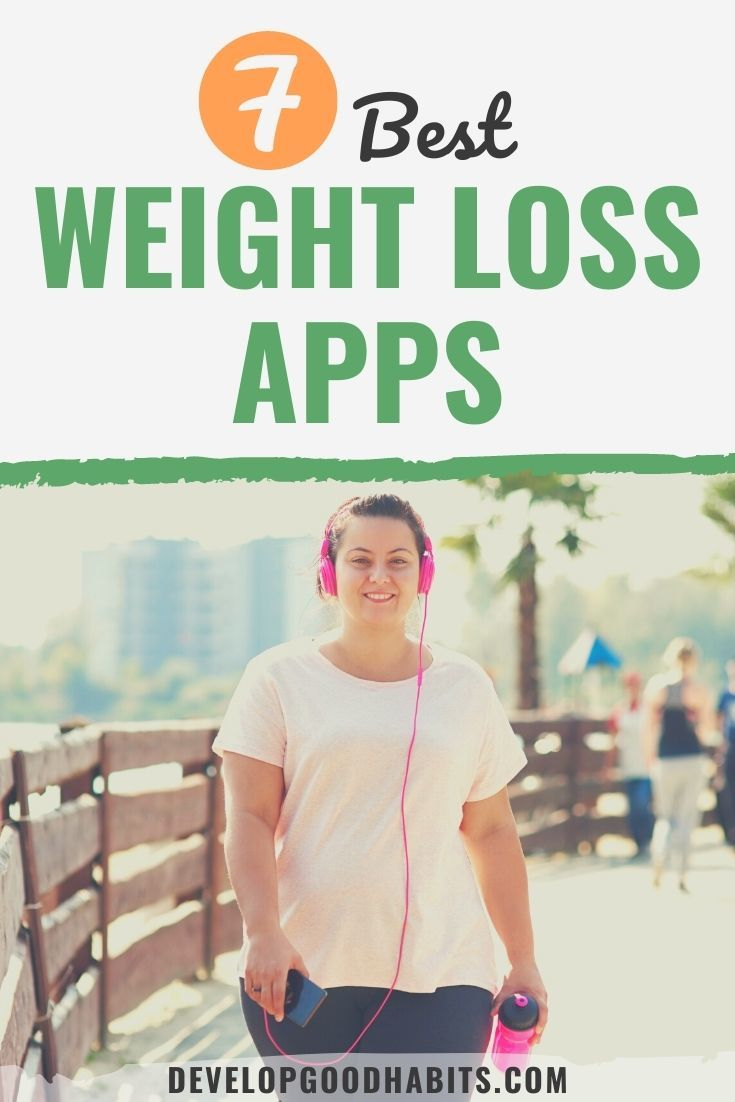 7 Best Weight Loss Apps for 2020