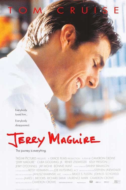 jerry maguire | movies about business success | best entrepreneur series