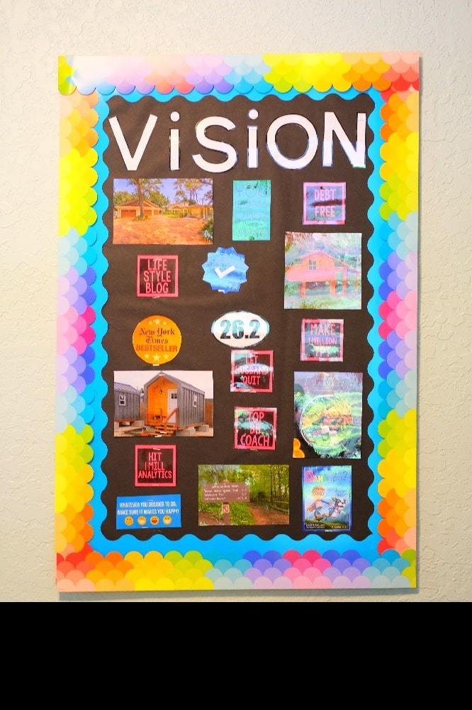legendary vision board   vision board ideas for students   vision board printables