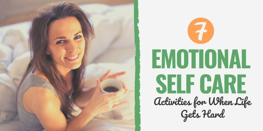 emotional self care pdf | emotional self care checklist | mental self care