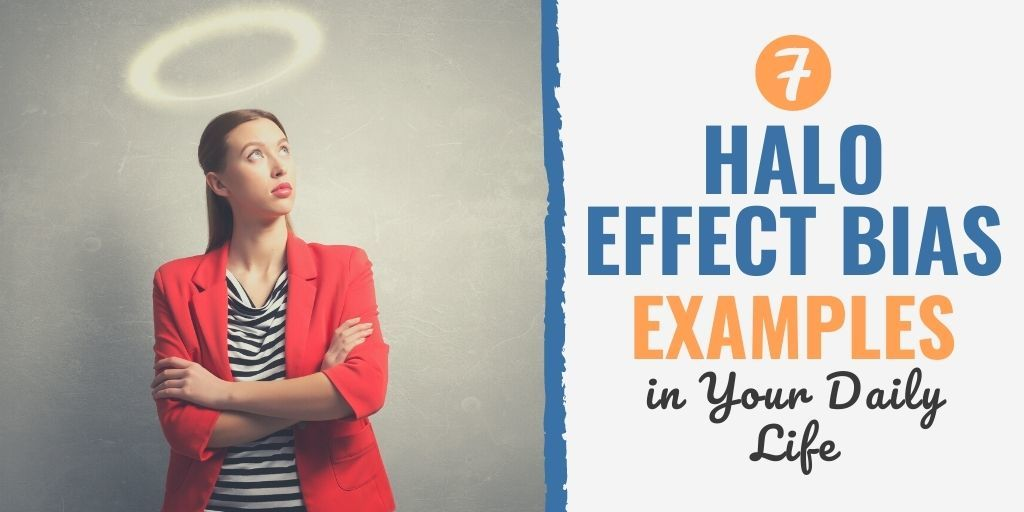 halo effect example | halo effect examples in everyday life | halo effect meaning