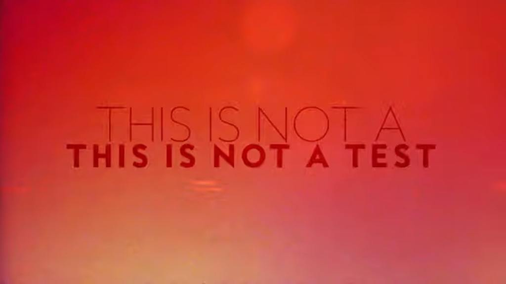 classic rock songs about living life to the fullest | This Is Not a Test | TobyMac
