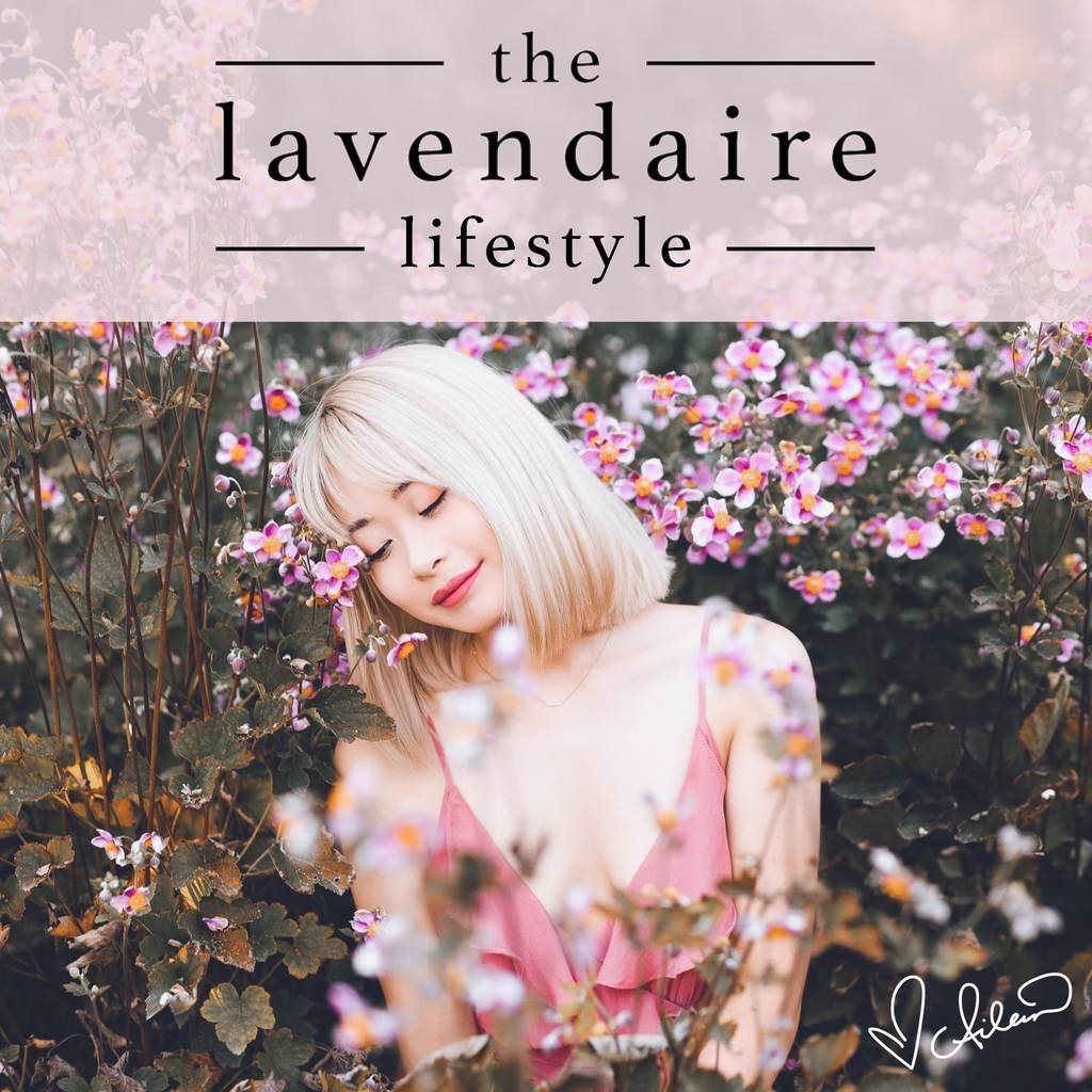 The Lavendaire Lifestyle with Aileen Xu | personal development podcast spotify | personal development podcast uk | personal development podcast reddit
